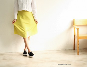Hepburn skirt -3Color