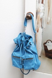 SALE - Blue Backpack 59800 -> 35000