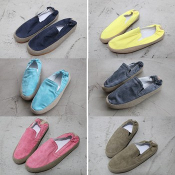 Natural Como shoes - various colors