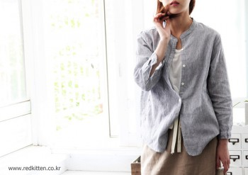 Crystal Jacket Open Southern -2Color