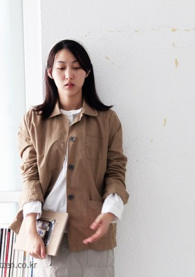 Sail - Standard Jacket -2Color 73800 -> 45800