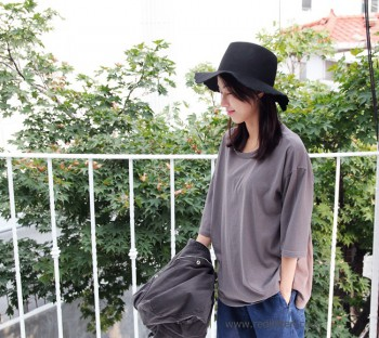 Loose sleeves round -2Color