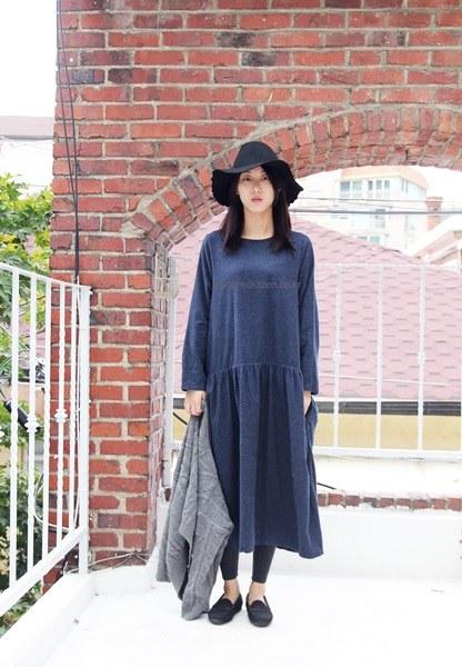 Shibuya Long Dress -3Color