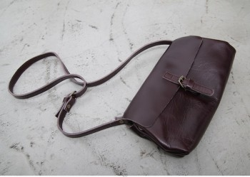 Melreun leather bag