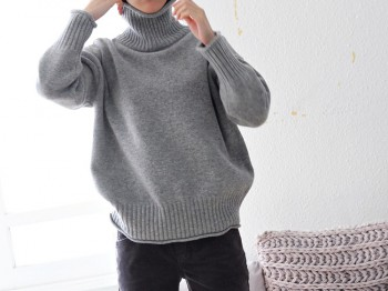 Sail - Ramsul tread knit - Gray 57800 -> 35000