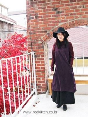 Cork dress -2Color