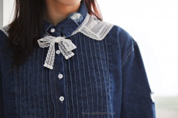 Lace collar -3Color