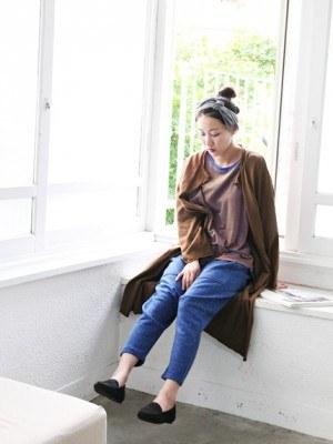 Wrinkled Vintage Cardigan-4Color