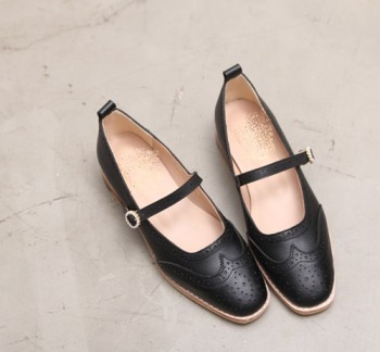 Classic Leather Shoes -Cowhide