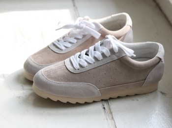 Leather Sneakers - Cowhide