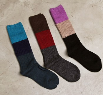 Color scheme Long Socks