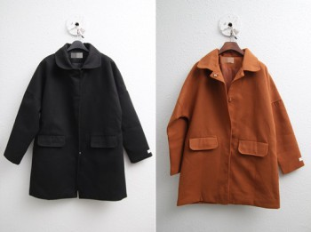 Sail - Mini Pocket Jacket -2Color