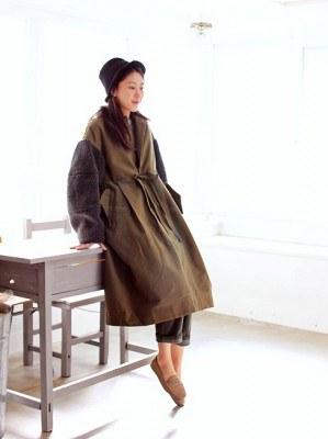Field Padding Coat