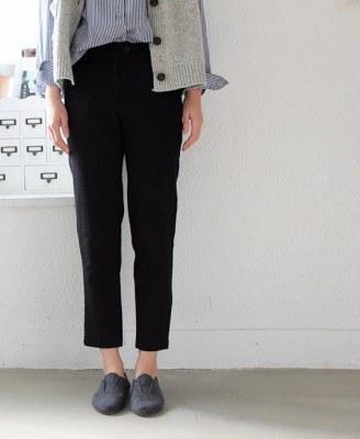 Soft marc span slacks -2Color
