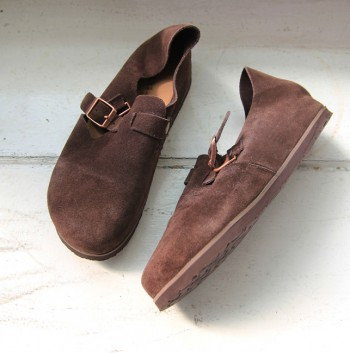Muck Leather Shoes