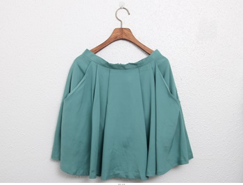 Sail - Mint Skirt