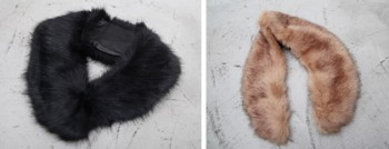 Sail - Tongs Artificial Mink Hair - Brown 29800 -> 15000