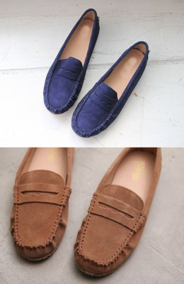 Leather Soda Shoes - Cowhide