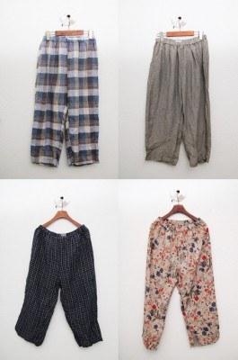 Linen Underpants -4Color