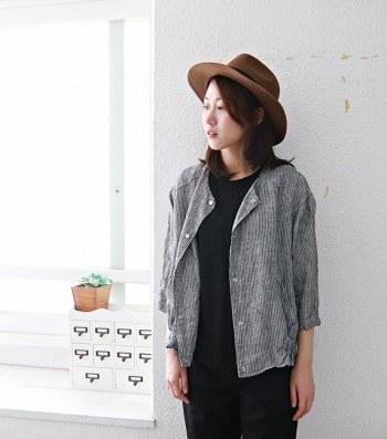 Jacket linen jacket