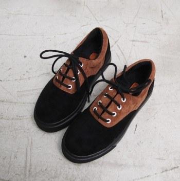 Cute brushed shoe shoes