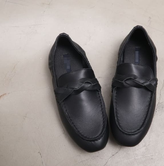 Sheepskin 꽈 Loafers-2Color