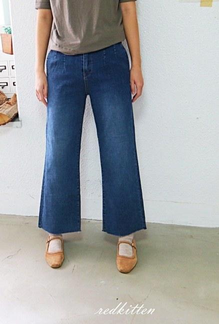 Sail-span pants-medium 64800-> 37800