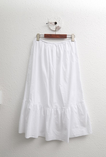 Asapril skirt-It's layered so it's good to wear